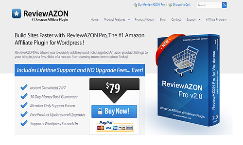 best wordpress amazon plugins
