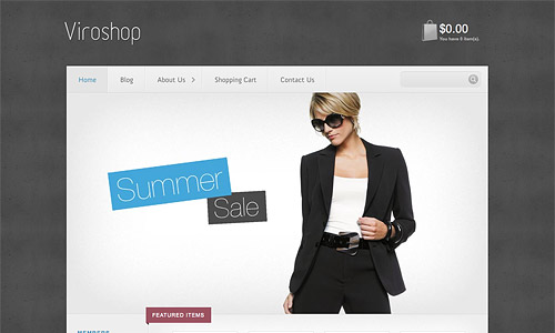 viroshop wordpress theme