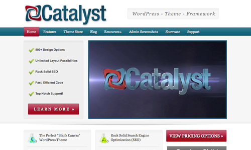 catalyst theme coupon discount