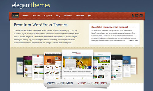 elegant themes coupon discount