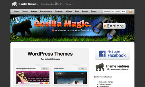gorilla themes coupon discount