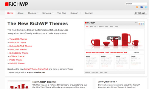RichWP Themes count discount
