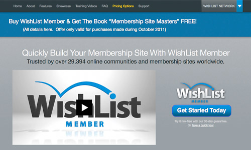 wishlist member coupon discount
