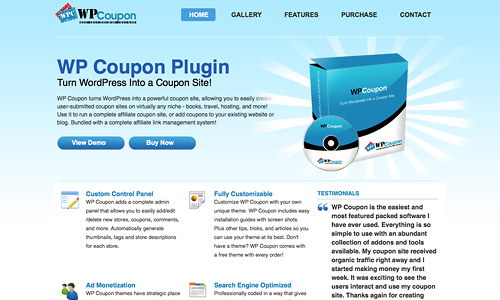 wpcoupon coupon discount