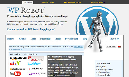 wprobot coupon discount
