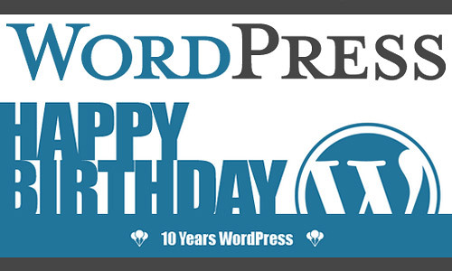 10 wordpress years