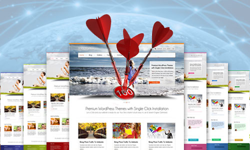 website hits