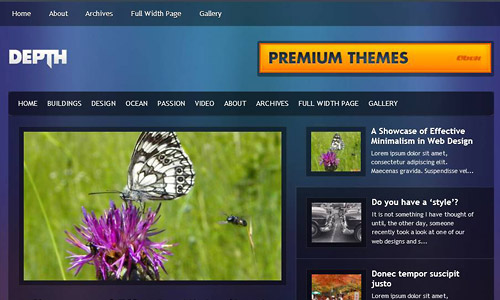 newspro wordpress theme