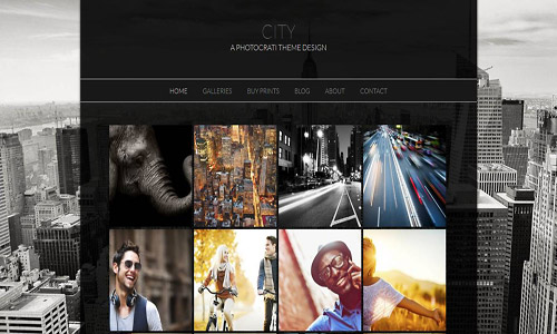 city photocrati wordpress theme