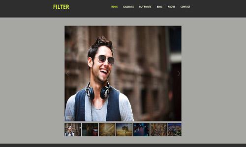 filter photocrati wordpress theme