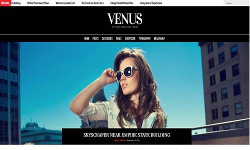 wordpress-chic-venus-theme