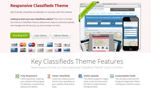 classifieds-theme
