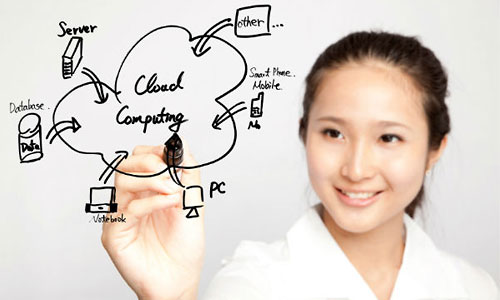 cloud server simplicity