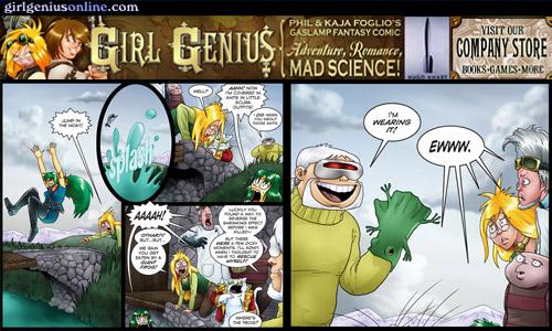 comic-girl-genius