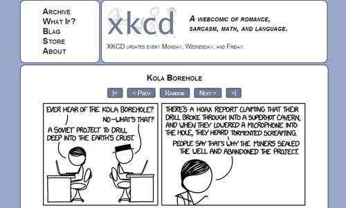 comic-xkcd