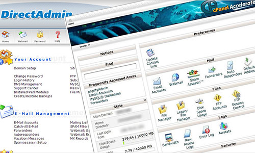 cpanel-different-layout