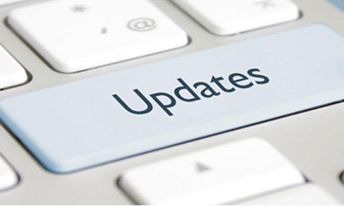 cpanel software update