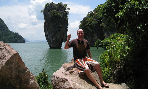dave lee of go backpacking