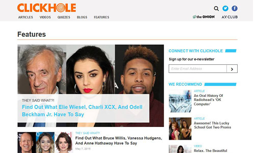 clickhole-websites
