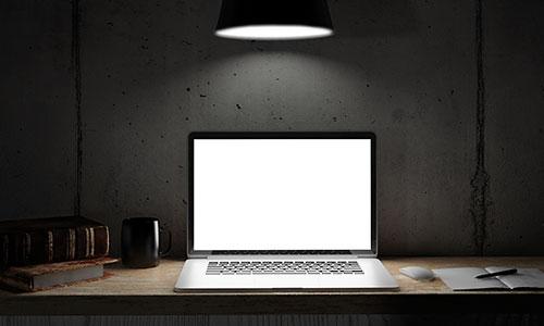 online content writers block