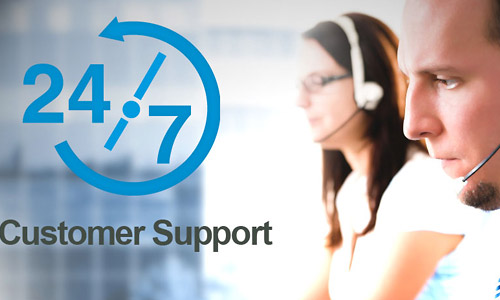 web hosting 247 support