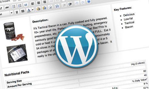 avoid copycat wordpress content